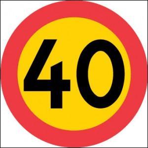 Comment dit-on : 40 ?