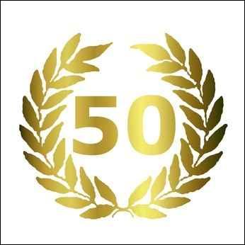 Comment dit-on : 50 ?