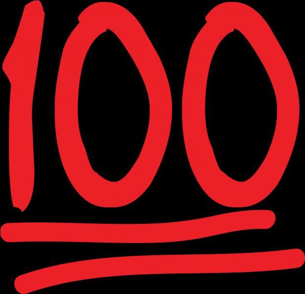 Comment dit-on : 100 ?