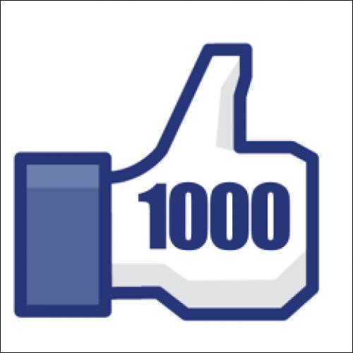 Comment dit-on : 1000 ?