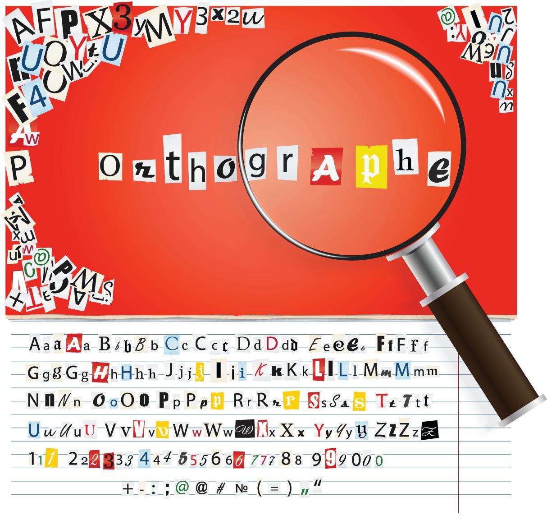Orthographe 2 : mots commençant par 'ec' et 'oc' !