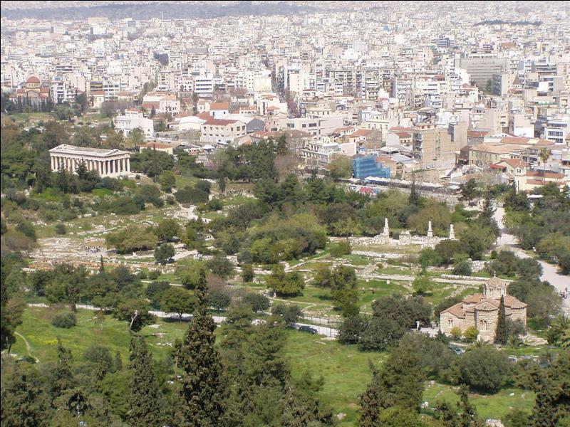 En Grèce, laissez-vous séduire par le site archéologique et touristique, situé au pied de l'Acropole, en plein cœur de la ville moderne. Vous êtes à...