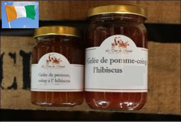 Pour une bonne confiture pommes et coings, ajoutez de l'hibiscus, pourvu qu'il provienne de ------.