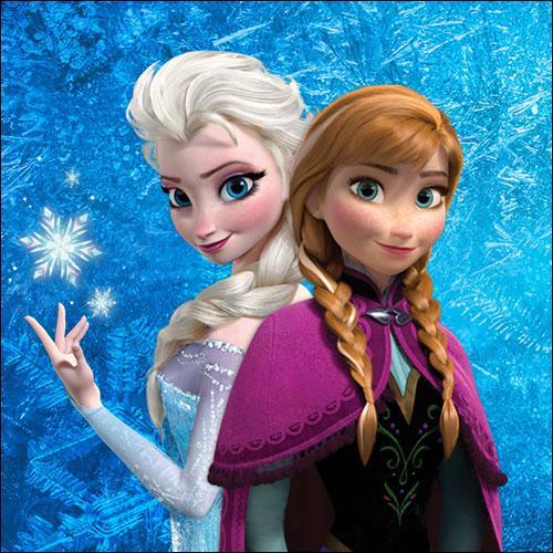 Quel est le nom de famille des deux sœurs et héroïnes ?