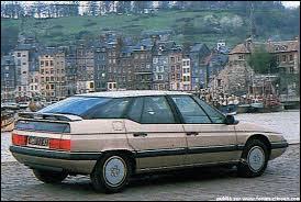 Connaissez-vous le nom de cette voiture ?