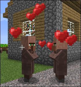 Les villageois ont besoin d'un bâtiment avec plusieurs portes pour pouvoir se reproduire.