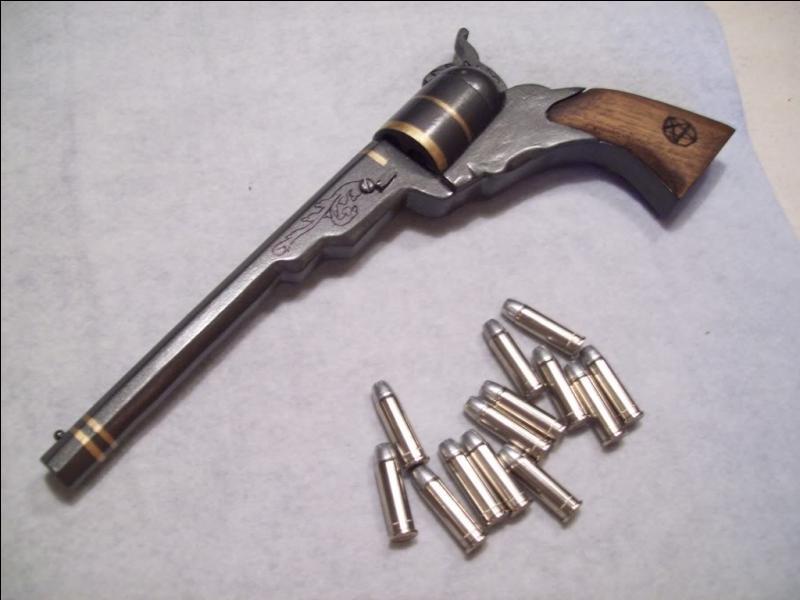 Qu'est-ce que cette arme ?