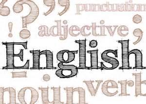 Vocabulaire en anglais