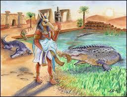 Le terrible Seth, jaloux de son frère Osiris, le piégera lors d'un banquet. En combien de morceaux le découpa-t-il, une fois mort ?