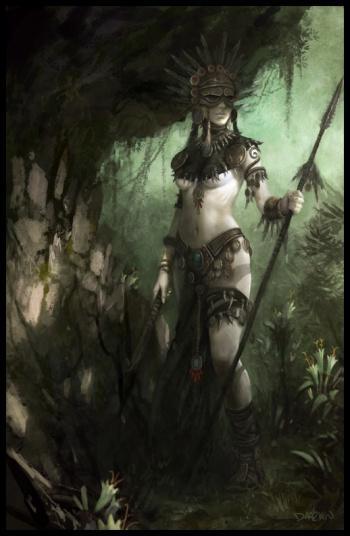Qui est cette reine des Amazones ? Une fois la ville de Troie conquise, elle perdit la vie dans des combats extrêmement violents en affrontant les alliés barbares des Troyens.