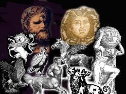 Combats mythologiques