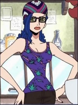 Épisode 103 - Paula, la serveuse du Spiders Café est en réalité :