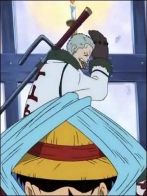 Épisode 106 - Pourquoi Luffy et Smoker ne peuvent pas sortir de la prison de Crocodile alors qu'ils ont mangé des fruits du démon ?