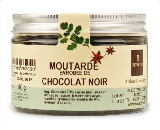 Du chocolat à la moutarde ! Beurk ! Cette simple évocation devrait vous permettre de ne plus jamais oublier la préfecture du...