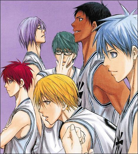 Tous les joueurs de la GM ont dans leurs noms un kanji qui désigne la couleur de leurs cheveux, sauf ...