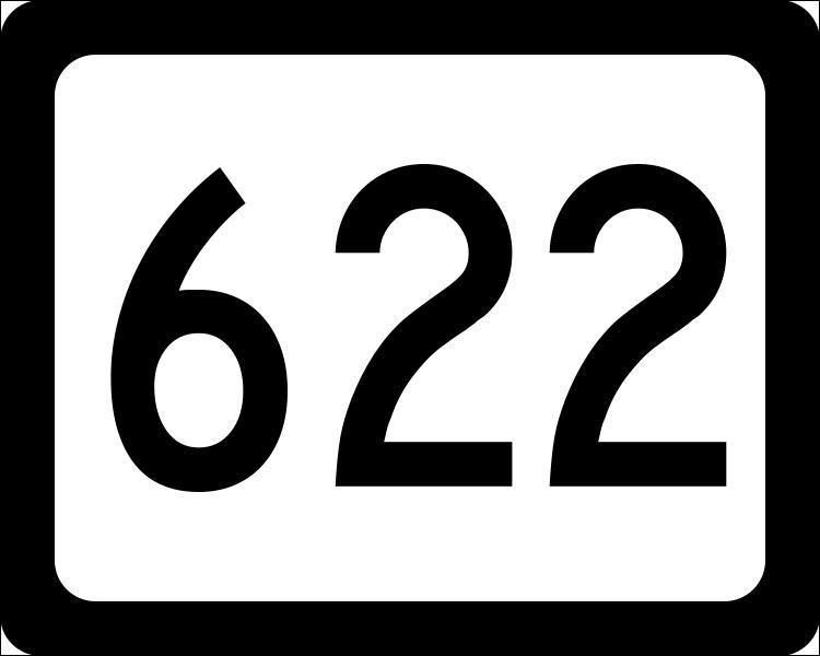 Que s'est-il passé en 622 ?