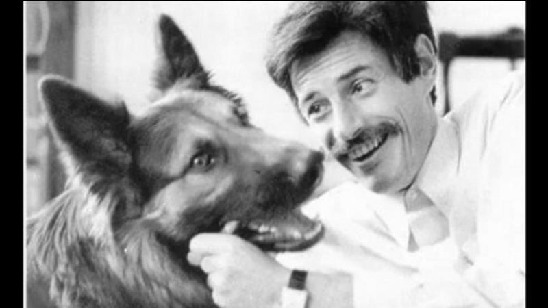 Jean Ferrat chante une chanson magnifique sur son chien. Quel était son nom ?