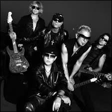 Quel est le pays d'origine du groupe Scorpions ?
