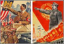 Les régimes totalitaires font leur apparition en Europe. Qui est au pouvoir en Allemagne, Italie et URSS ?