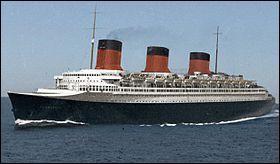 Le 29 mai, au Havre, c'est le départ inaugural du plus grand et plus luxueux paquebot jamais construit à l'époque. Quel est son nom ?