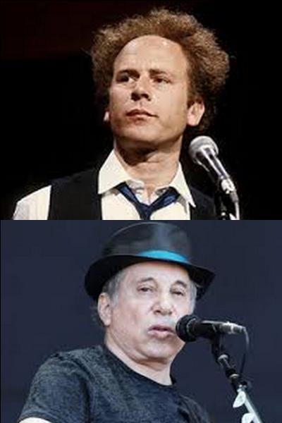 Quel chanteur a longtemps formé un duo avec Art Garfunkel ?