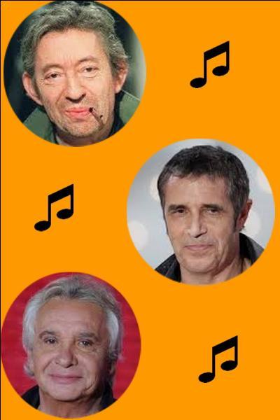 """Quel chanteur populaire interprète """"le Cinéma d'Audiard"""" ?"""