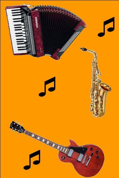Quel est l'instrument de prédilection du chanteur Gérard Blanchard ?