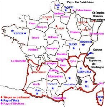 Le 22 décembre, en France, est adopté un nouveau décret qui entrera en vigueur en janvier 1790. Mais quel est-il ?