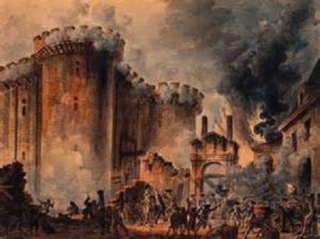 Les actualités de l'Histoire : 1789