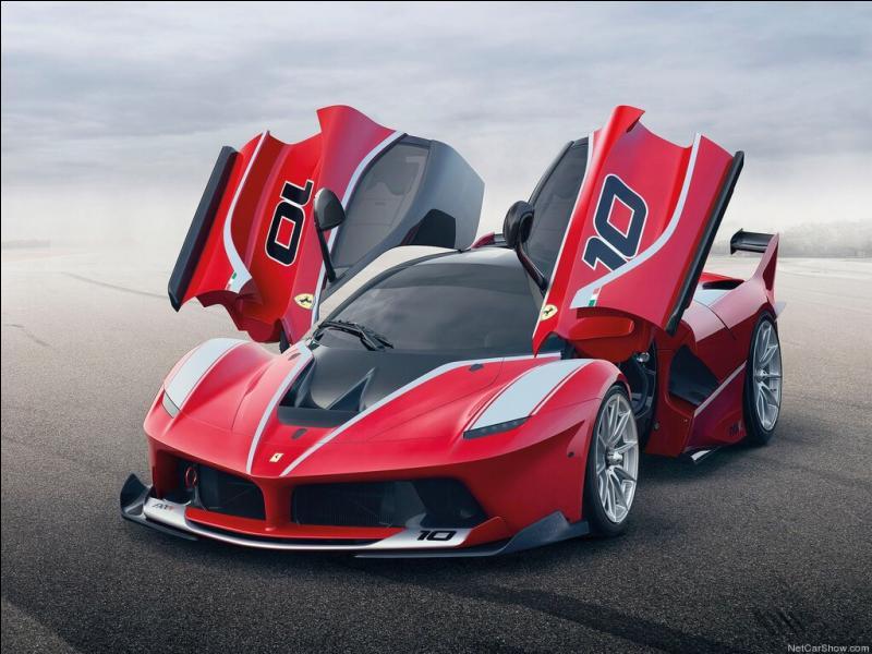 Quelle cette Ferrari ?
