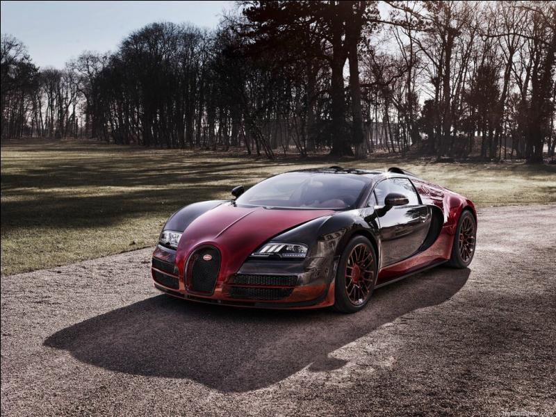 Quelle est cette Bugatti ?