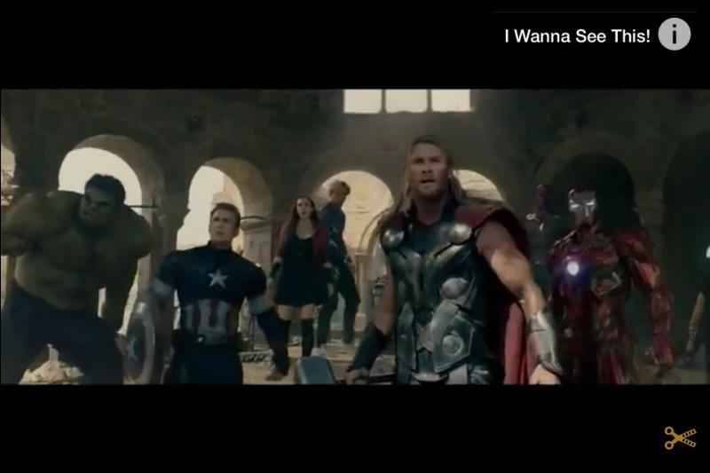 Combien les Avengers sont-ils pendant la bataille d'Ultron ?