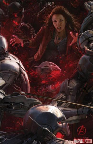 Qui fait revoir le passé de tous les Avengers ?