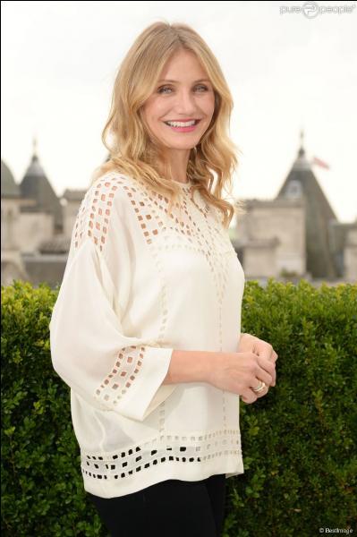 Cette célèbre actrice nommée Cameron Diaz est-elle une vraie ou une fausse blonde ?