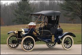 Retournons au début du XXè siècle avec ce modèle, qui se nomme ...