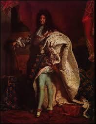 Quelle période correspond à Louis XIV et Versailles ?