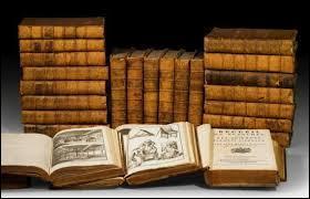 Repère de 4e. Durant quelle partie du XVIIIe siècle l'Encyclopédie a-t-elle été écrite ?