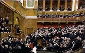 Quelle est la période correspondant à la proclamation de la IIIe République ?