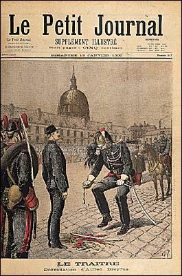 Quand se déroula l'affaire Dreyfus ?