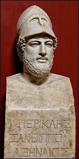 Quand a eu lieu l'apogée d'Athènes avec Périclès ?
