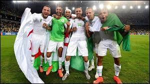 À quelle place l'Algérie a-t-elle fini lors de la Coupe du monde de football 2014 ?