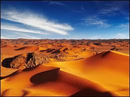 De quoi vit principalement l'Algérie ?
