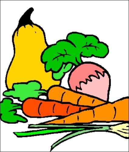 Ses parents sont vendeurs de légumes…