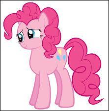 Comment s'appelle ce poney ? (celui qui adore faire la fête)
