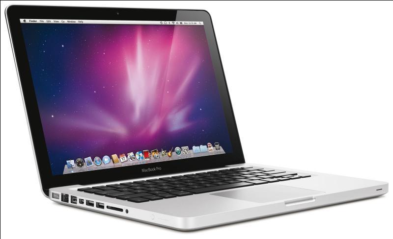 Qu'est-ce que cet ordinateur portable de chez Apple ?
