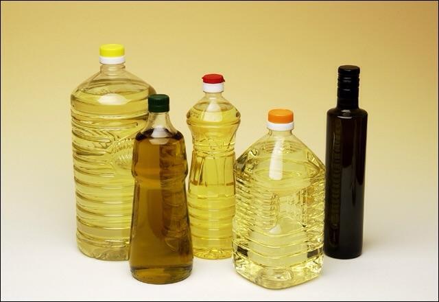 Certaines huiles sont plus caloriques que d'autres.