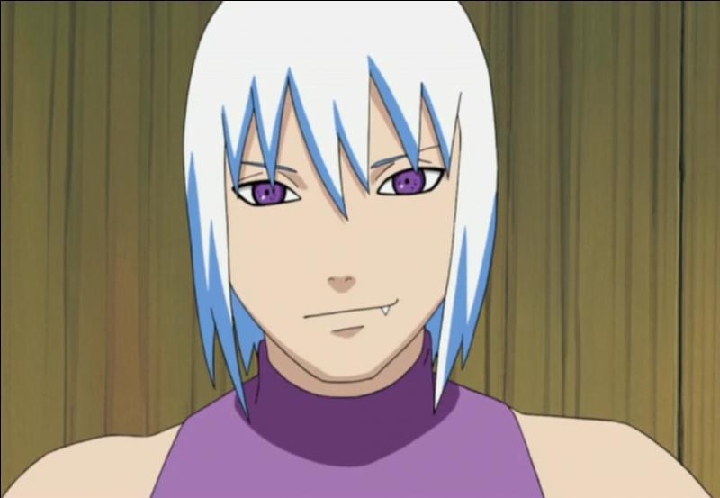Je suis un shinobi originaire du village de Kiri et je fus utilisé par Orochimaru lors de ses expériences. Je suis...