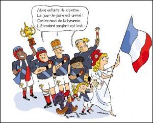 """Qui a osé parodier """"La Marseillaise"""" ?"""
