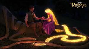 Quelle est la particularité des cheveux de l'enfant qui permet de satisfaire la sorcière ?