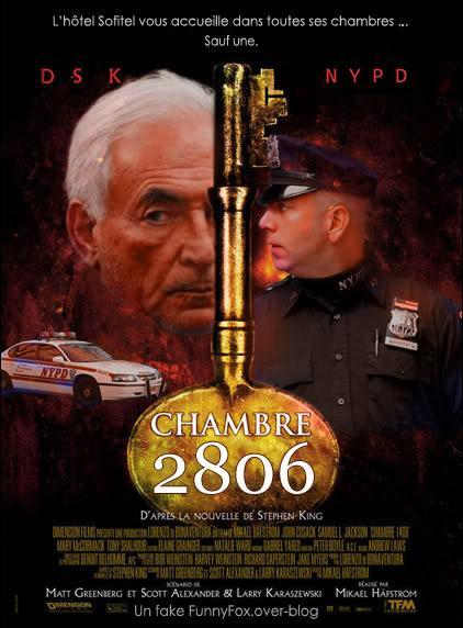 Cette fois c'est un ancien homme politique, DSK mais quel est le vrai nom du film de Stephen King ?